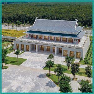 đền trình sala garden