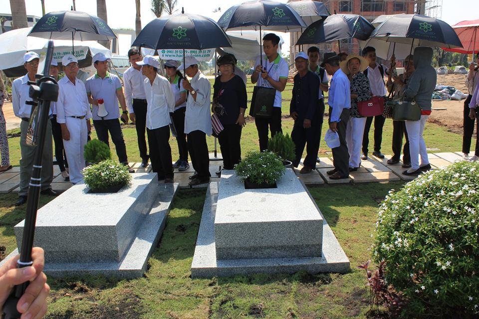 đất nghĩa trang hcm
