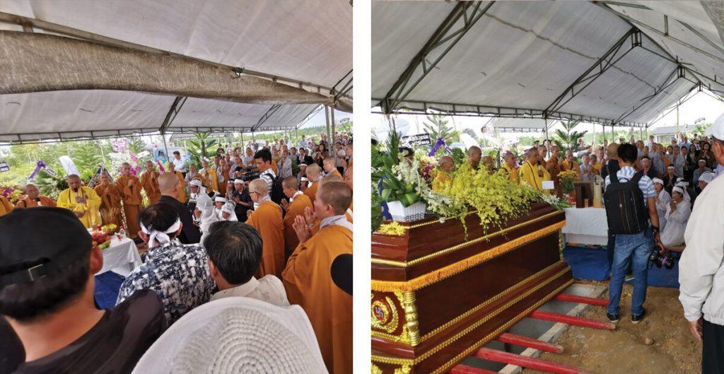 Tang lễ trọn gói tổ chức tại Sala Garden