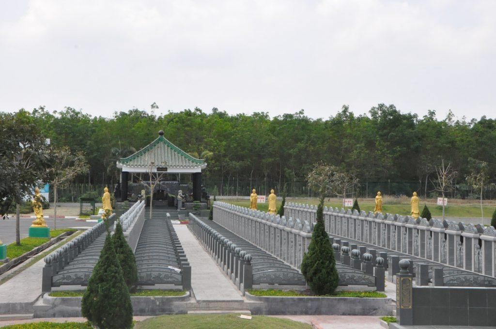 Nghĩa trang Sơn Trang tiên cảnh