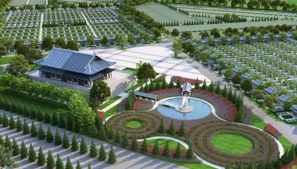 Dự án nghĩa trang Sala Garden có sức hút gì đặc biệt?