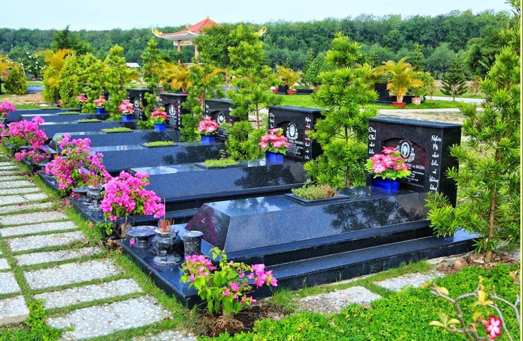 Công viên nghĩa trang tại Bình Dương