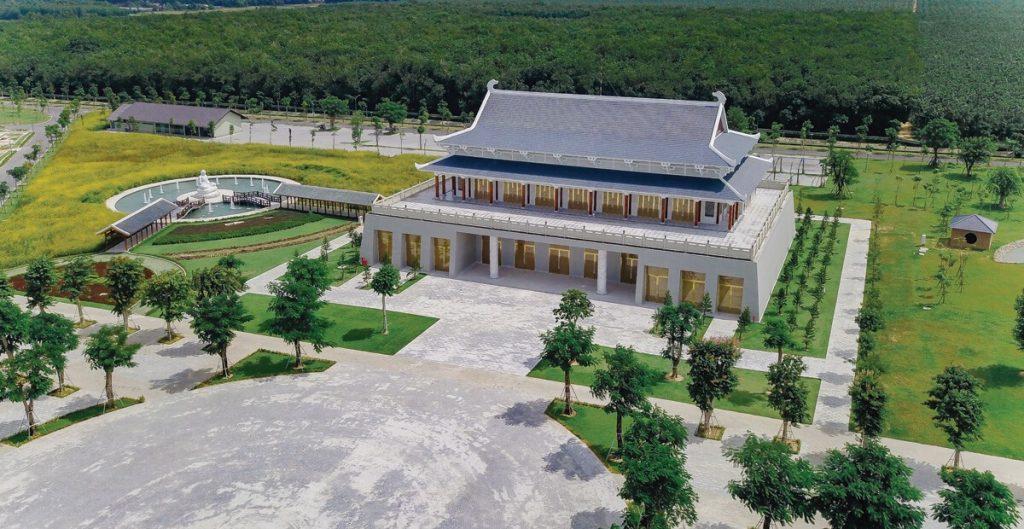 Nhà tang lễ Sala Garden