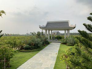 mộ gia tộc sala garden
