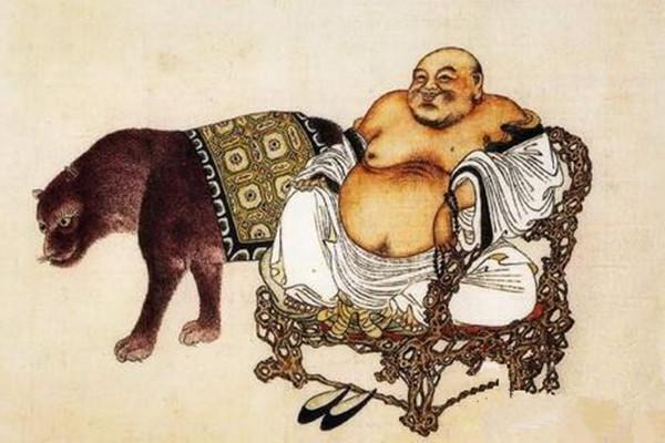 Khai Tâm La Hán