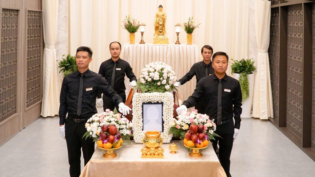 tang lễ trọn gói