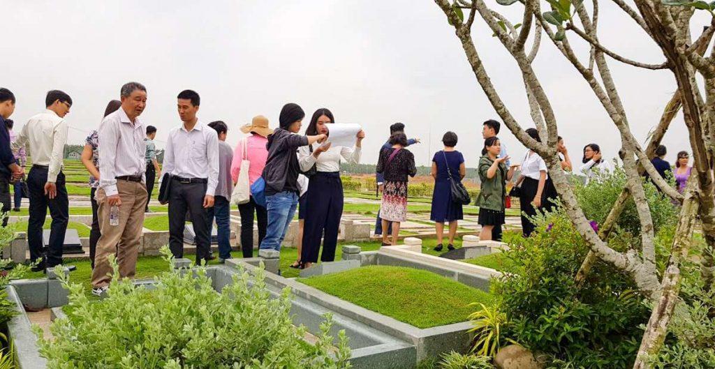 Sala Garden đang là hoa viên thu hút nhiều khách hàng bởi các điểm nhấn nổi bật